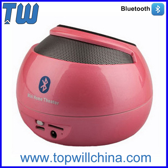 Fashion Design Mini Bluetooth Speaker With Hi Tech Phone Absorption Function Free Hand