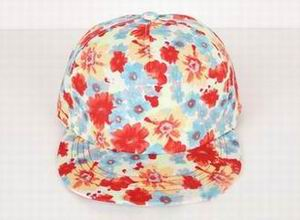 Fashion Floral Baseball Cap