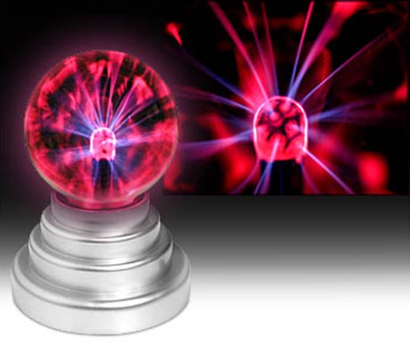 Fashion Gifts For Your Friends Or Family Usb Plasma Ball Hk 6135 Colorful Flashing