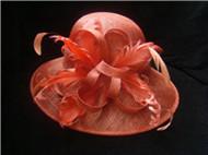 Fashion Sinamay Ladies Church Hat