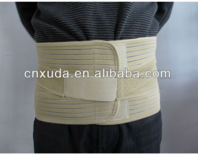 Fashion Style Ce Fda Iso9001 Waist Supporter Elastic Lumbar Support Belt Protecter