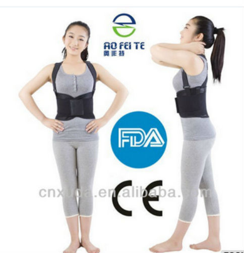 Fashion Style Low Price Lumbar Support Belt For Back With Pp Bars