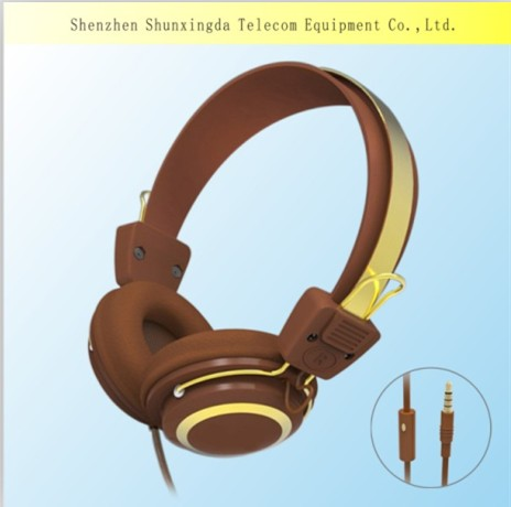 Fashionable Mobile Phone Headphone Promotional