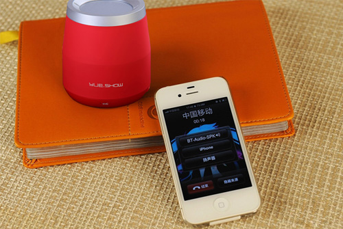 Fashionable Portable Bluetooth Speakers F 100 For Iphone Ipod Tablet Smartphones