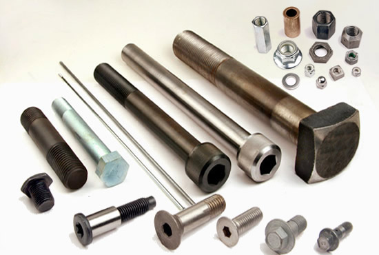 Fastener Bolts Screws Nuts Washers Cnc Machine Parts