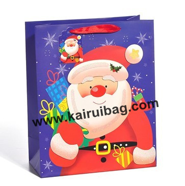 Father Christmas Gift Bag Packaging For Kr226 2