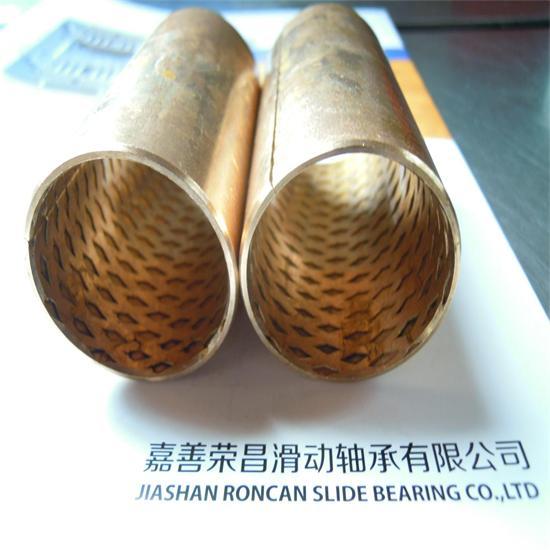 Fb090 Fbb090 65292 Wb802 Bk090 Wrapped Bronze Bushings