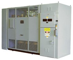 Federal Pacific Unit Substation And High Voltage Power Transformer With Primary Switch