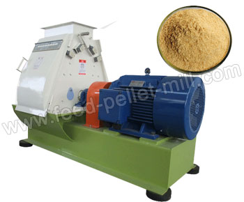 Feed Hammer Mill Used For Grinding Raw Materials In Processing Factories