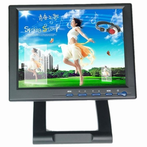 Feelworld 10 4 Lcd Touch Monitor With Vga Dvi Hdmi Ypbpr Video Audio Inputs
