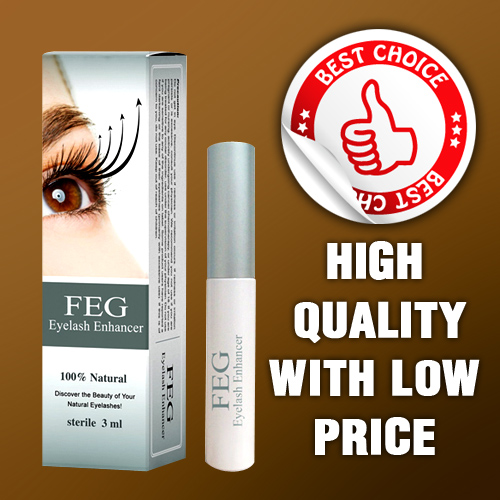 Feg Eyelash Growth Oem And Private Label