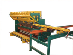 Fence Mesh Making Machine