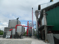 Fengyu 1mw Rice Husk Power Generation Biomass Gasifier Equipment Plant