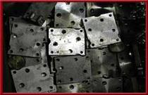 Ferrous Metal Scrap Waste