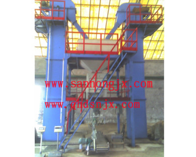 Fertilizer Blending System
