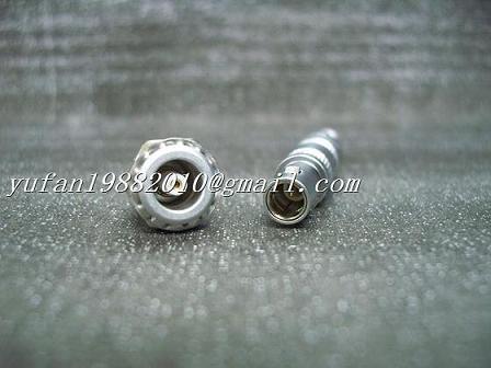 Ffa 00 250 Lemo Coaxial Plug Socket