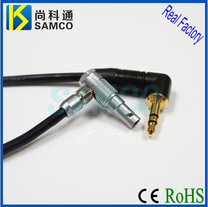 Fhg 00b 305 Cla Lemo Connector To Audio Compatible Push Pull
