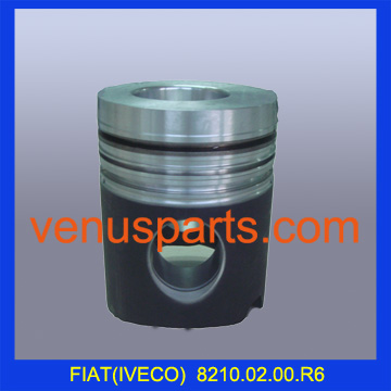 Fiat Palio Engine Parts 8210 02 00 R6 Piston 0084600 0084500 0084690