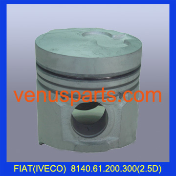 Fiat Tractor Engine Parts 8040 25 000 Piston 0082100 0083600 0082190