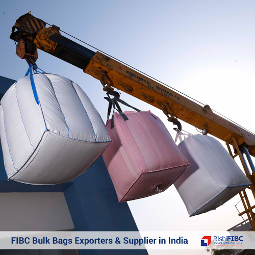 Fibc Bulk Bags Exporters Supplier In India Rishi