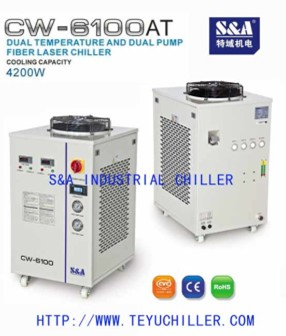 Fiber Laser Machine Circulating Water Chiller