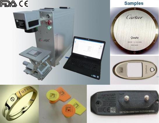 Fiber Laser Marking Machine A