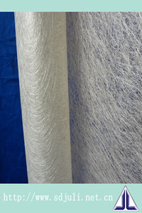 Fiberglass Chopped Strand Mat 100gsm To 600gsm Of E And C Glass With Powder Or Emulsion