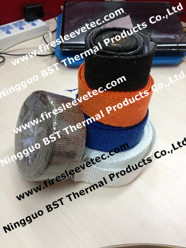 Fiberglass Exhaust Wrap Tape