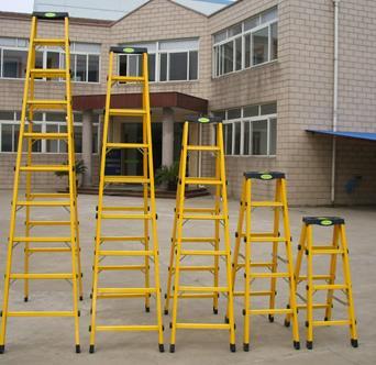 Fiberglass Frp Grp Ladder