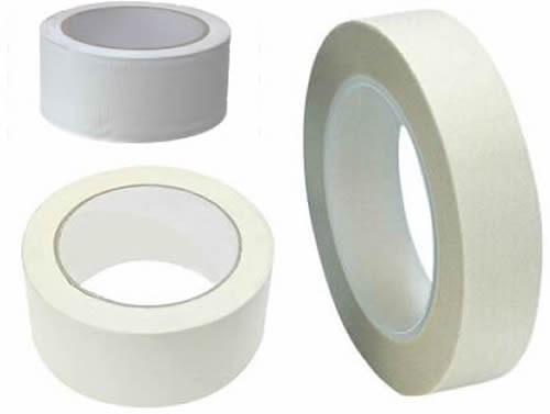Fiberglass Masking Tape Easily Removed Leaving No Trace Or Damage