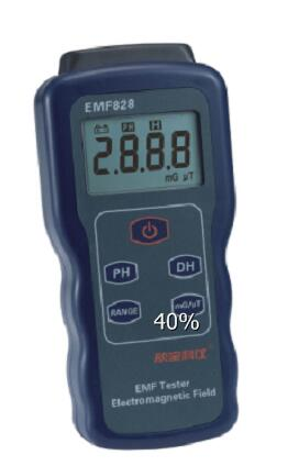 Field Strength Meter Emf828 Efm Digital Indictor