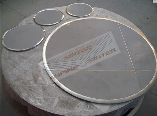 Filter Plate For Medicine Chemical