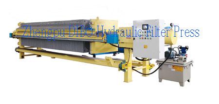 Filter Press Zhengpu Dibo All Series