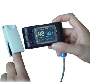 Finger Pulse Oximeter Fos2pro