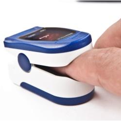 Finger Pulse Oximeter Oxyi