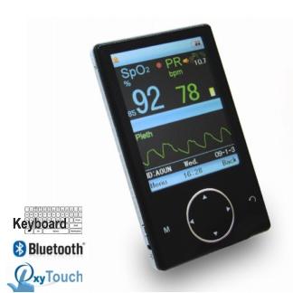 Finger Pulse Oximeter Oxyt