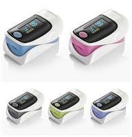 Fingertip Pulse Oximeter Pro10