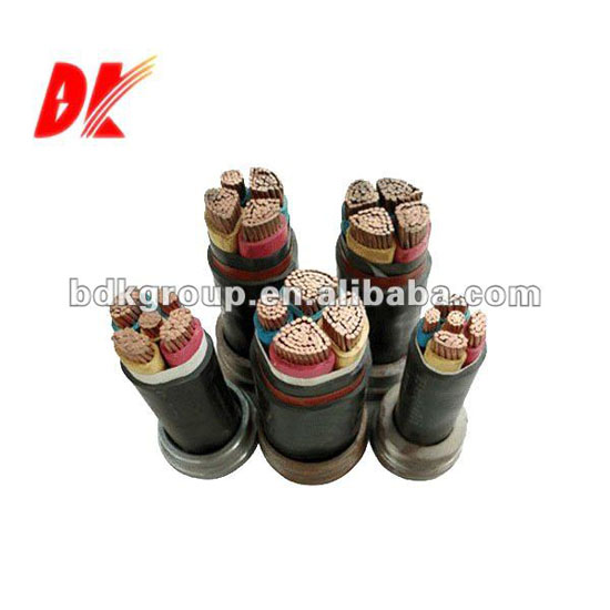 Fire Proof Cable Pvc Insulation