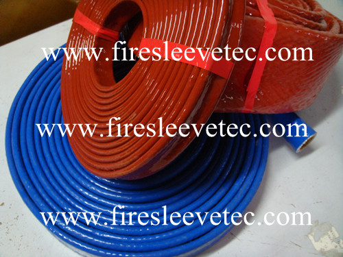 Fire Protection Fiberglass Sleevings