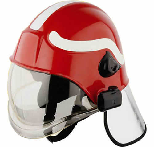 Fire Safety Helmet For Rescue