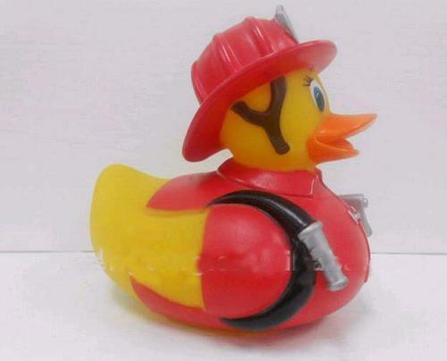 Fireman Children Bath Toy