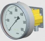 Fischer Contact Pressure Gauge Da08d8a040ub 600pa S1199va00bk 0 10bar Ms1108va00bk0000 16bar 24v
