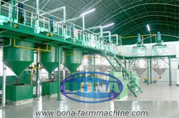Fish Oil Refining Machine Edible Machinery Price