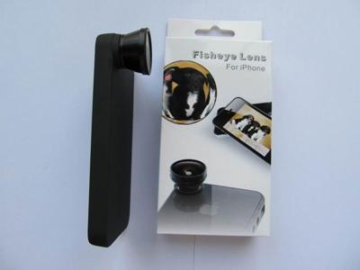 Fisheye Lens For Iphone 5 4 4s Item P001 Dw F