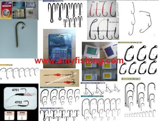 Fishing Hooks Treble Hook Double Jig Worm Baitholder Crystal Long Shank Octopus O Shaughnessy Aberde