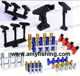 Fishing Rod Holder Rack Support Belt