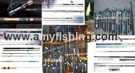 Fishing Rods Carp Spinning Boat Telescopic Bass Fly Pole Bamboo Carbon Surf Match Bolognese Jigging