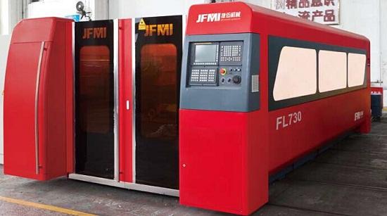Fl Series Cnc Fiber Laser Cutting Machine