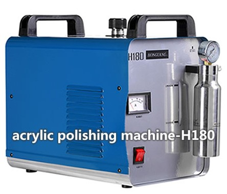 Flame Polisher With 95 Liter Hour Gas Output