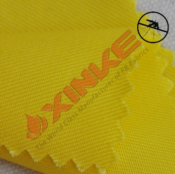 Flame Resistant Anti Insect Textile